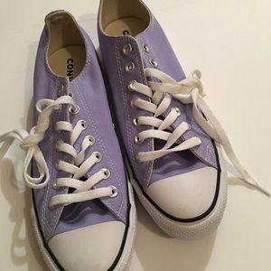 CTAS Converse Athletic Shoes Lilac Women's Size 11